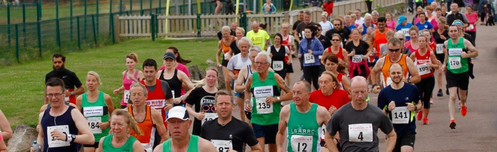 St Annes Carnival 5k and 1500m races